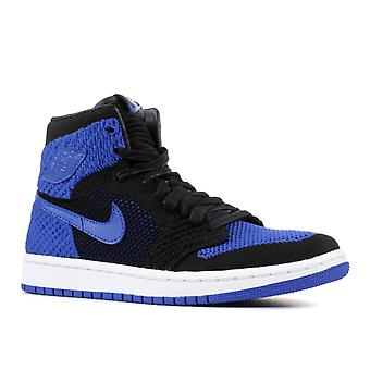 Air Jordan 1 Ret Hi Flyknit Bg - 919702-006 - Shoes