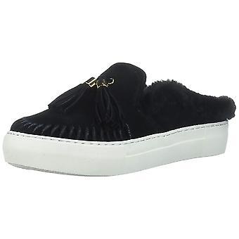 J Slides Womens Azul Low Top Slip On Fashion Sneakers