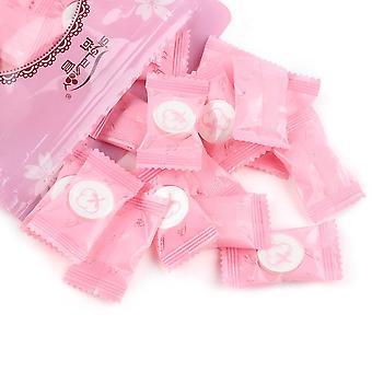 Disposable Pure Cotton, Compressed Portable Napkin Moistened Tissues