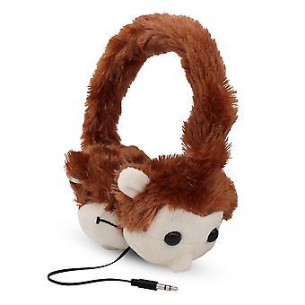 Børn tegneserie dyr sød støjreducerende stereo hovedtelefon
