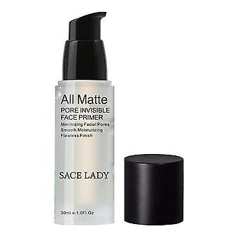 Fine Lines Oil Control Krem do twarzy - Rozjaśnij makijaż kosmetyczny