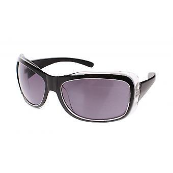 Sunglasses Women's Black with Black Lens (A60447)