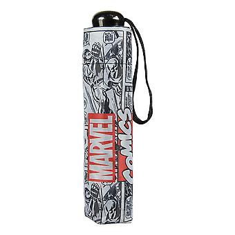 Marvel Comics AOP Folding Umbrella