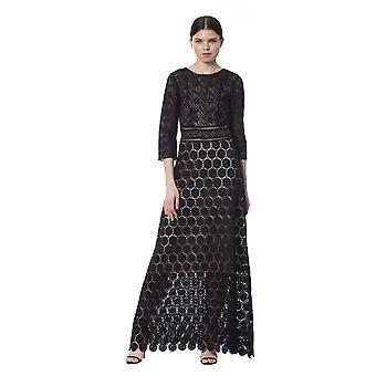 Silvian Heach Black Dress SI996466-XS