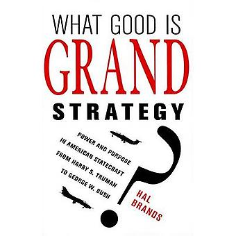 What Good Is Grand Strategy by Brands & Hal