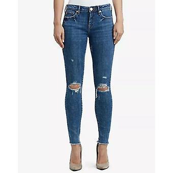 True Religion | Halle Double Destroy Jeans