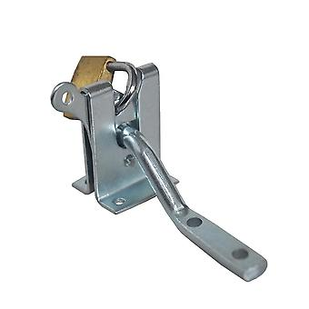 Chessdew Electroplated Steel Hasp Latch