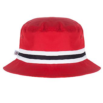 fan originals Bucket Hat - Red White Black Sunderland Colours