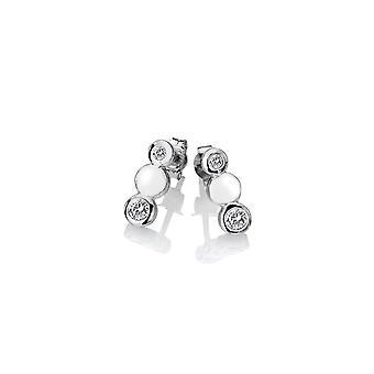 Emozioni Nettare Sterling zilveren oorbellen EE035