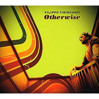 Filippo Tirincanti - anders [CD] USA import