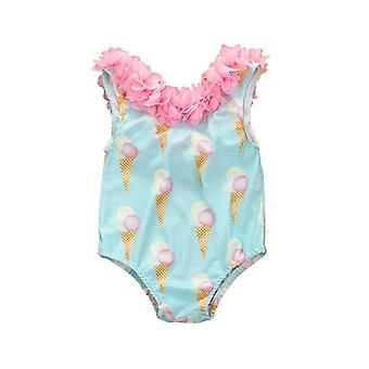 Ice Cream Design, Ruffles Lovely Swimsuit