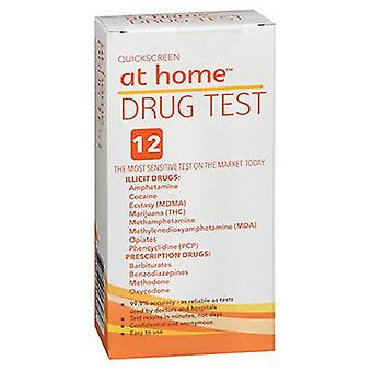 La Home 12 Panel Drug Test, 1 fiecare