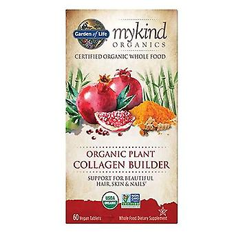 Garden of Life Mykind Organics Organic Plant Collagen Builder, 60 schede