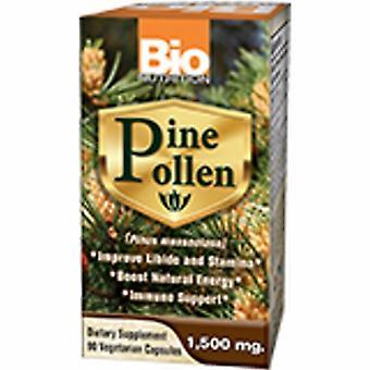 Bio Nutrition Inc Männyn siitepöly, 1500 mg, 90 vihannekkä