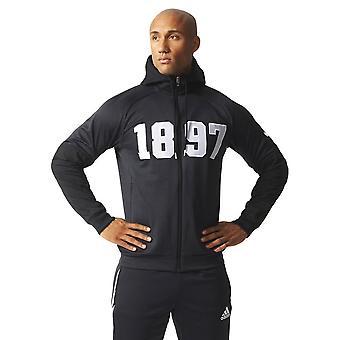 Adidas Juve SF Hood ZI AI4629 evrensel tüm yıl erkek sweatshirt