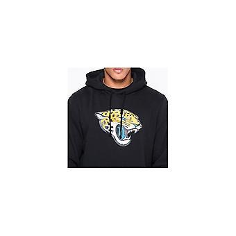 New Era Nfl Jacksonville Jaguars Team Logo Hood
