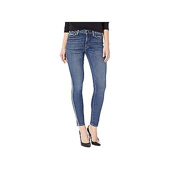 Hudson | Barbara Side Stripe Skinny Fit Jeans