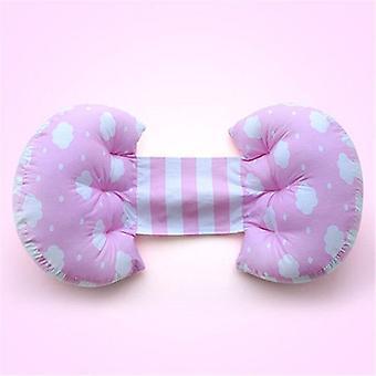 U-shape Pregnancy Pillow Waist Side Sleeping Belly