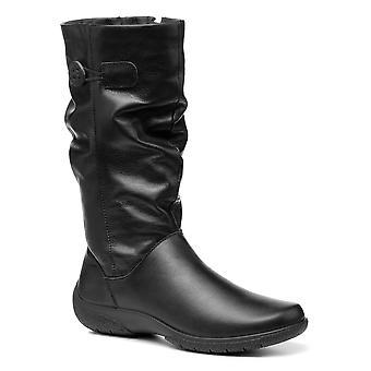 Hotter Women's Derrymore Zip Fastening Calf Boots