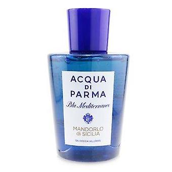 Blu Mediterraneo Mandorlo Di Sicilia Hemmottelu suihkugeeli (uusi pakkaus) 200ml tai 6,7oz