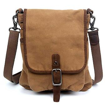 Canvas Crossbody With Removable And Adjustable Strap
