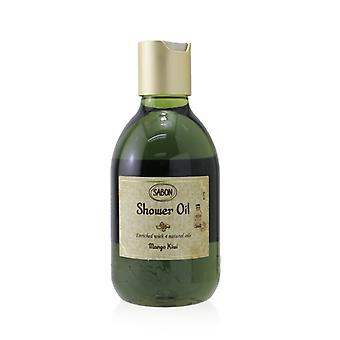 Aceite de Ducha - Mango Kiwi (botella de plástico) - 300ml/10.5oz