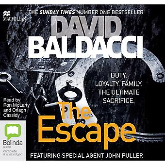 The Escape by Baldacci & David