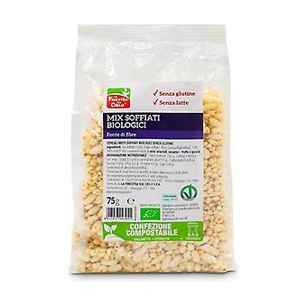 Bio Puffed Gluten Free Mix (Hirse Quinoa Reis) None
