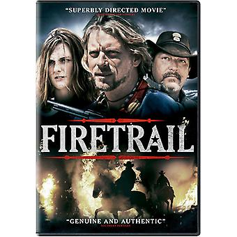 Firetrail [DVD] USA import