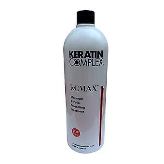 Keratin Complex KCMAX Maximum Keratin Smoothing Treatment 33.8 OZ