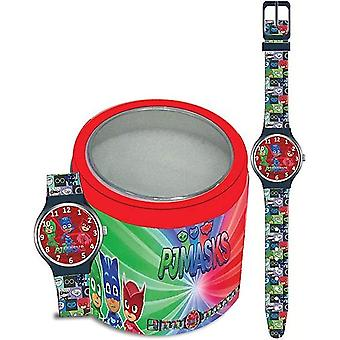 Pjmasks watch tin box 484001