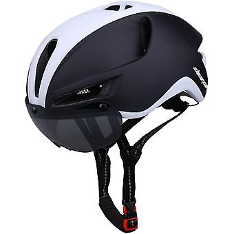 Shinmax Bicycle Helmet with Detachable Sun Visor CE Certified Cycle Helmet