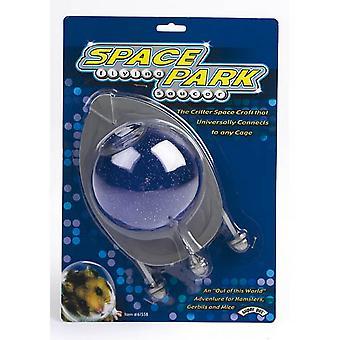 Superpet Space Park Flying Spoder PET zabawka