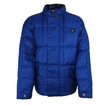 Nike Full Zip Coat Blue Padded Jacket Boys 461352 401