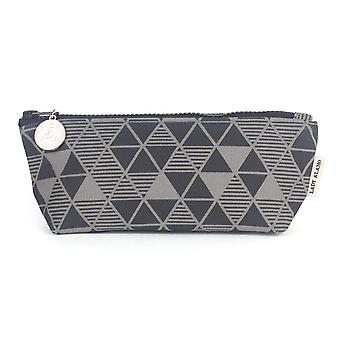 Skinny Zip: Pyramid Grey