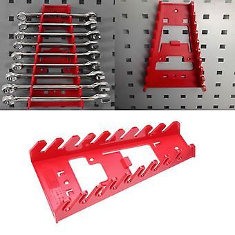 Plastic sleutel rack moersleutel houder opslag, rail lade - Tool Organizer