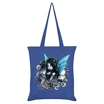 Hexxie Stay Wild Moon Child Brooke Tote Bag