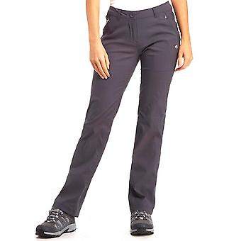 Nouveau Craghoppers Women's Kiwi Walking Trousers Grey