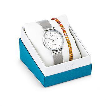 Women's Watch Go Girl Only Watches 694592 - Silver Steel Bracelet