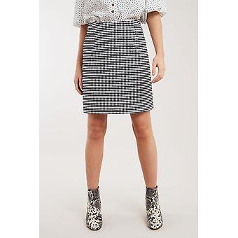 Louche Dylan Gingham Mini Skirt