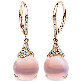 לונה יצירת פופולריות Earjewelry 2C051R8-2