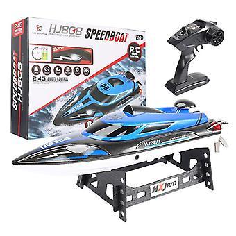 høyhastighets fjernkontroll racing skip vann hastighet båt leketøy