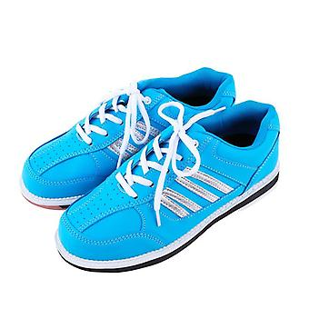 Mens & Womens Bowling Shoes, Skid Proof Sole Mesh Breathable Sneakers