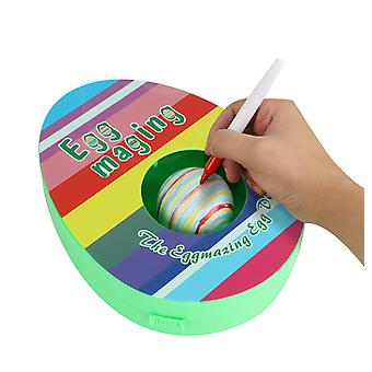 Easter Egg Decorator Kit , Includes 8 Colorful Quick Drying Non Toxic Markers