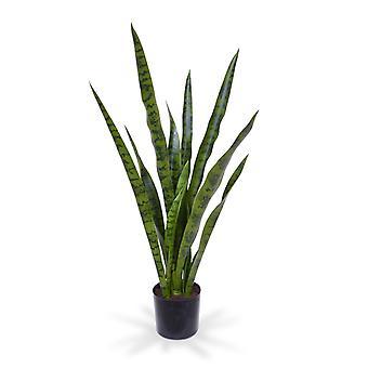 Planta artificial Sanseveria Artificial 78 cm