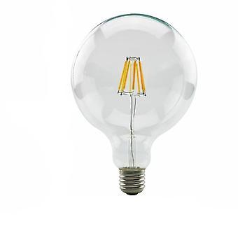 Retro Edison, Led-filamentti, Lasi vintage-polttimo ja kynttilänvalo