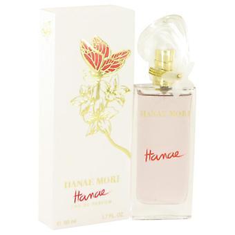 Hanae Eau De Parfum Spray By Hanae Mori 1.7 oz Eau De Parfum Spray