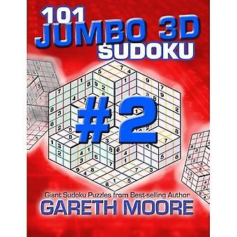 101 Jumbo 3D Sudoku Volym 2