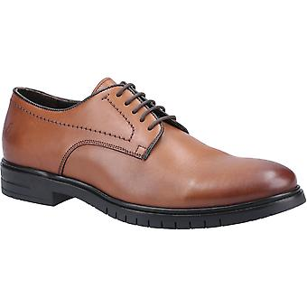 Hush Puppies Mens Sterling Lace Up Leather Shoes