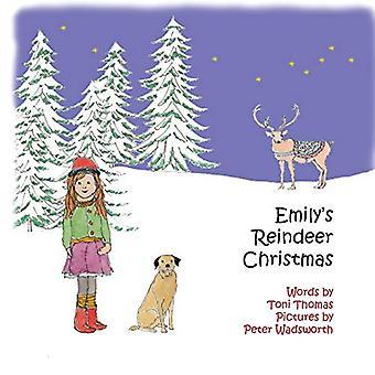 Emily's Reindeer Christmas - 9780995665255 Book